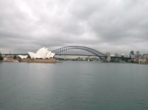 Opera House e Harbour Bridge - Sydney
